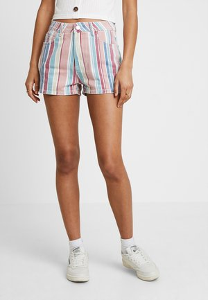 Shorts vaqueros - multicoloured