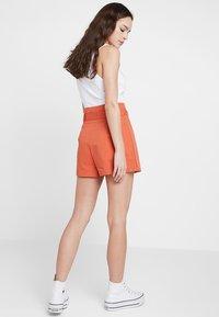 TWINTIP - Shorts - tangerine - 2