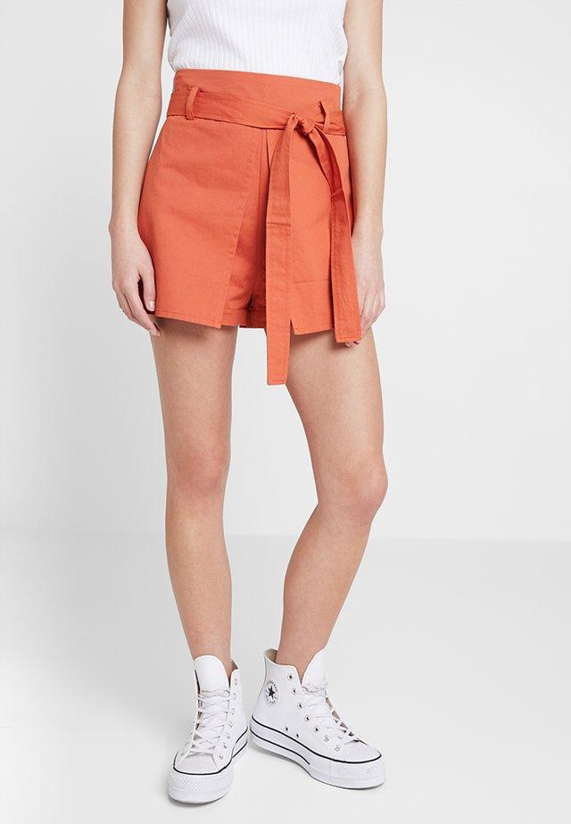 Szorty - tangerine