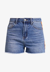 TWINTIP - Shorts vaqueros - mid blue denim - 3