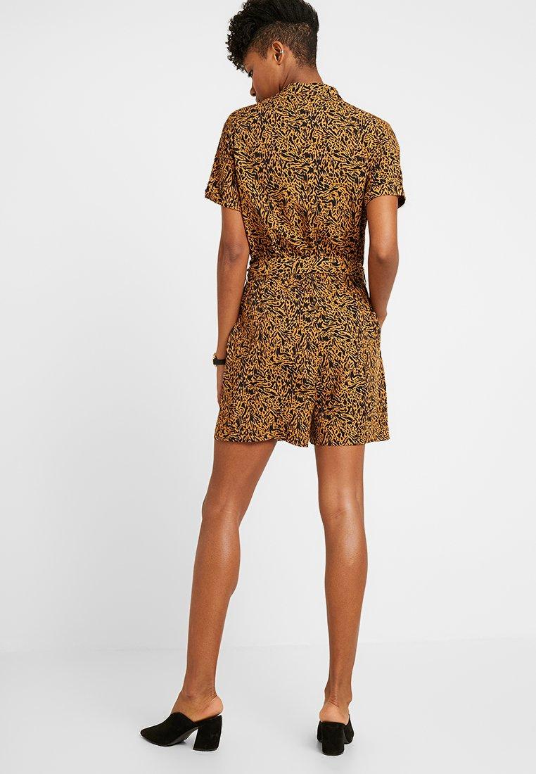 TWINTIP - Jumpsuit - brown/black