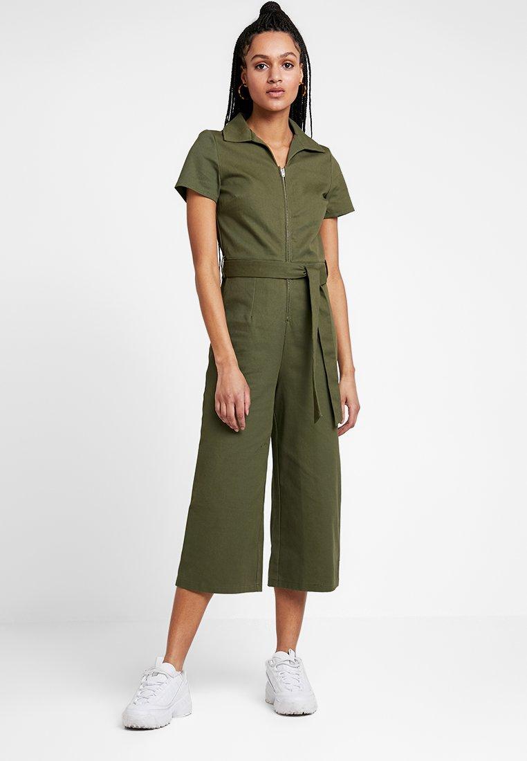 TWINTIP - Jumpsuit - dark green