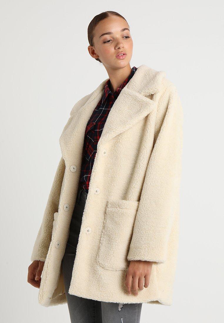 TWINTIP - Short coat - off white