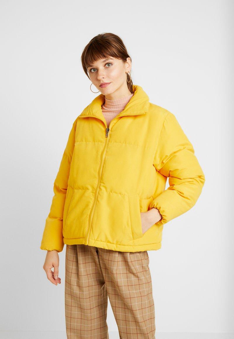 TWINTIP - Light jacket - mustard yellow