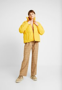 TWINTIP - Light jacket - mustard yellow - 1