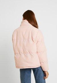 TWINTIP - Lehká bunda - pink - 2