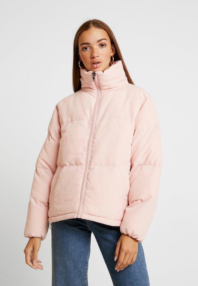 Kurtka przejściowa - pink