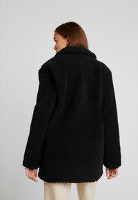 TWINTIP - Zimní kabát - black - 2