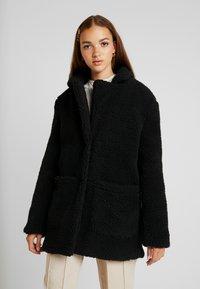 TWINTIP - Zimní kabát - black - 0
