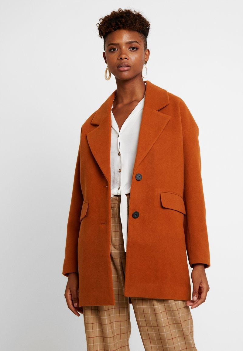 TWINTIP - Cappotto classico - brown