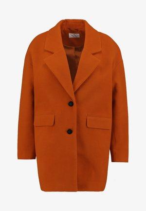 Zimní kabát - brown
