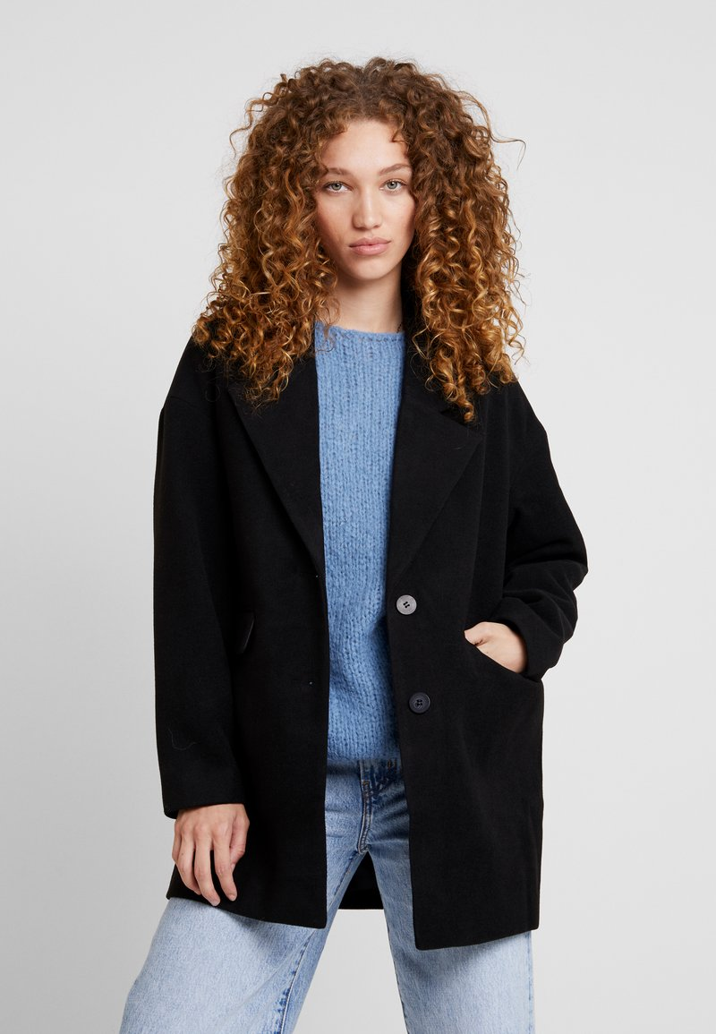 TWINTIP - Frakker / klassisk frakker - black