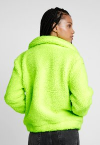 TWINTIP - Winter jacket - neon yellow - 2