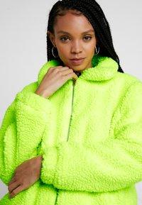 TWINTIP - Zimní bunda - neon yellow - 3