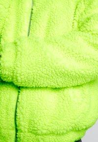TWINTIP - Zimní bunda - neon yellow - 5