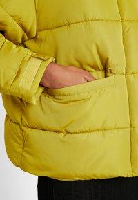 TWINTIP - Zimní bunda - yellow - 5