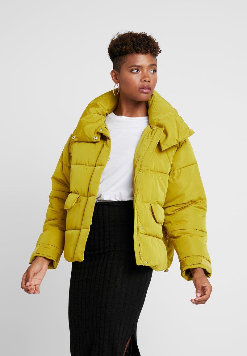 TWINTIP - Zimní bunda - yellow