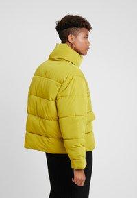 TWINTIP - Zimní bunda - yellow - 2