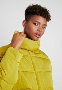 TWINTIP - Zimní bunda - yellow - 3