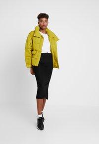 TWINTIP - Zimní bunda - yellow - 1