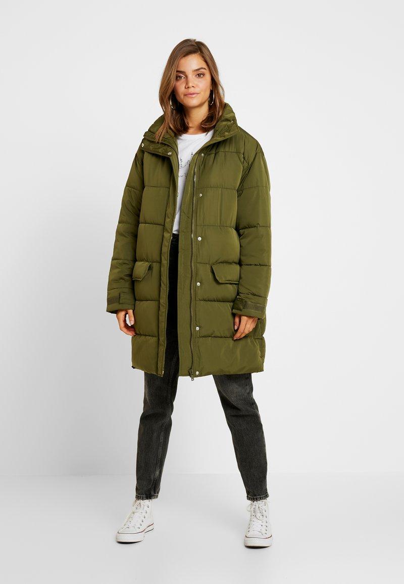 TWINTIP - Płaszcz zimowy - khaki