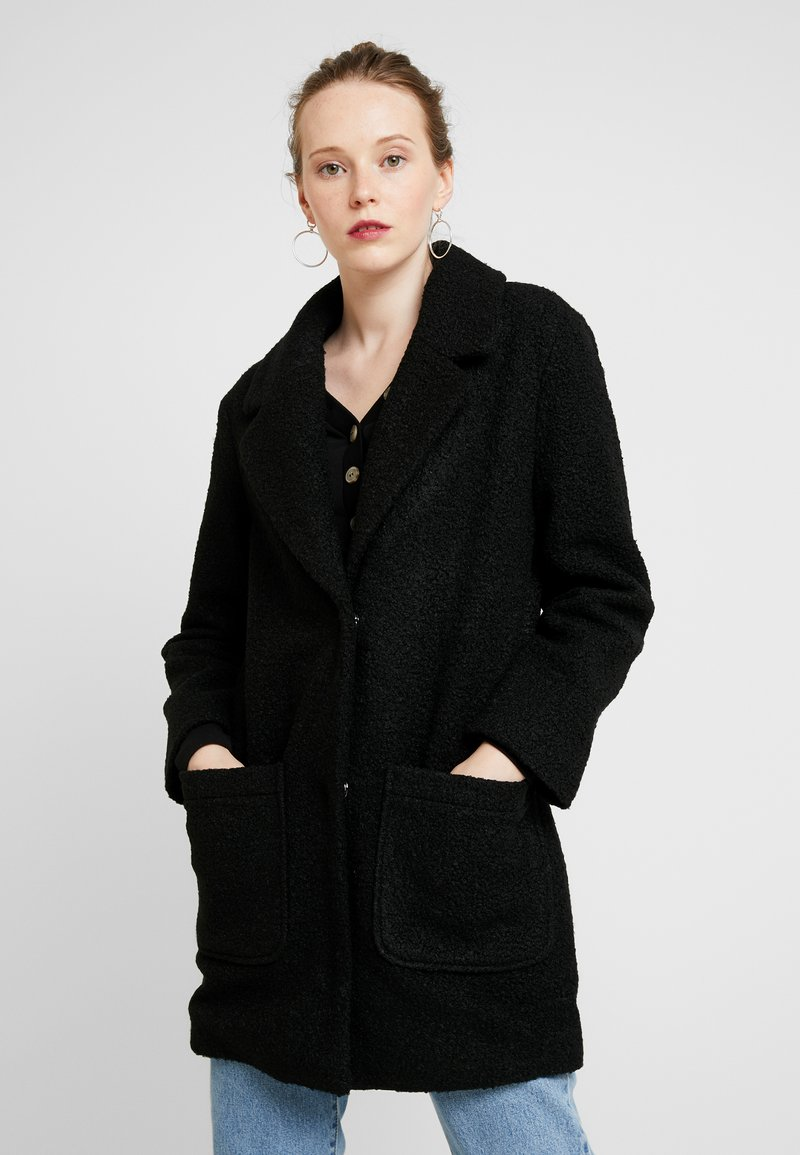TWINTIP - Short coat - black