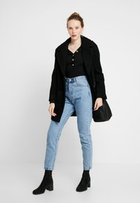 TWINTIP - Short coat - black - 1