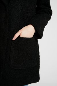 TWINTIP - Short coat - black - 5