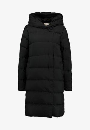Dunkåpe / -frakk - black
