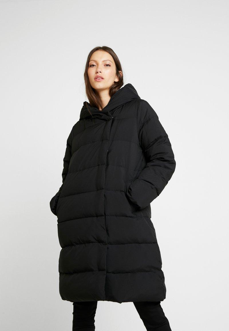 TWINTIP - Down coat - black
