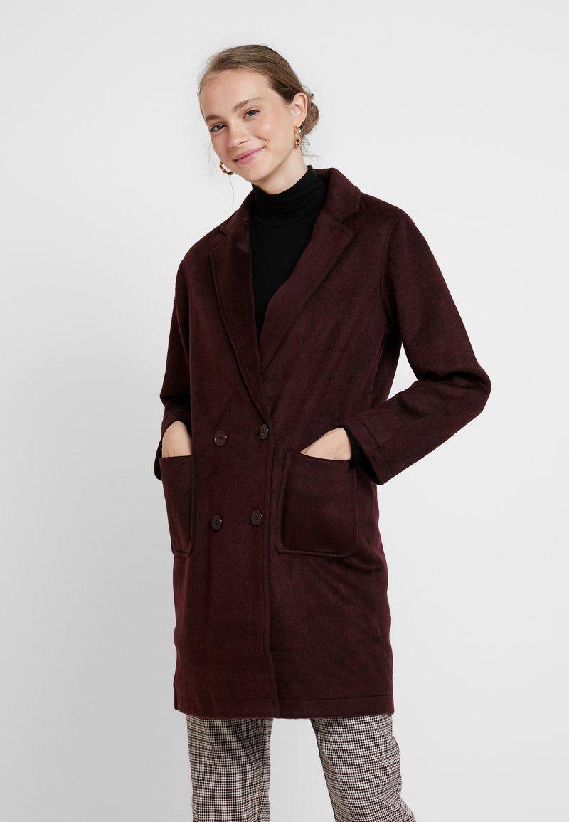 TWINTIP - Korte frakker - bordeaux