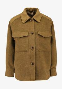 TWINTIP - Krótki płaszcz - khaki - 3