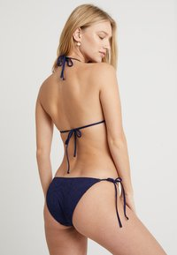 TWINTIP - SET CROCHET - Bikiny - dark blue - 2
