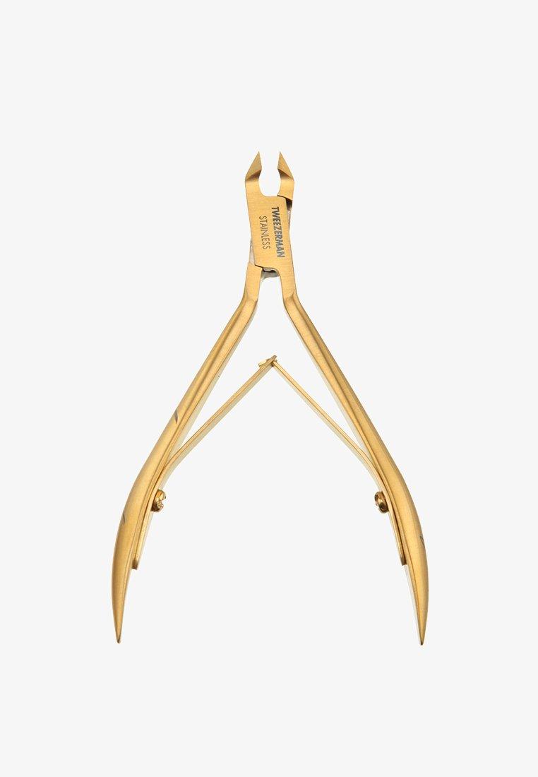 Tweezerman - ULTRA PRECISION SERIES HAUTZANGE - Nail tool - -