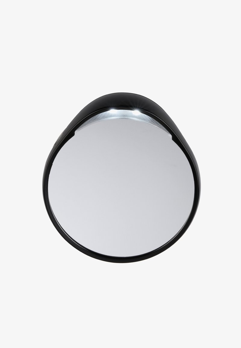 Tweezerman - TWEEZERMATE 10-FOLD MAGNIFYING MIRROR WITH LIGHT - Huidverzorgingstool - -