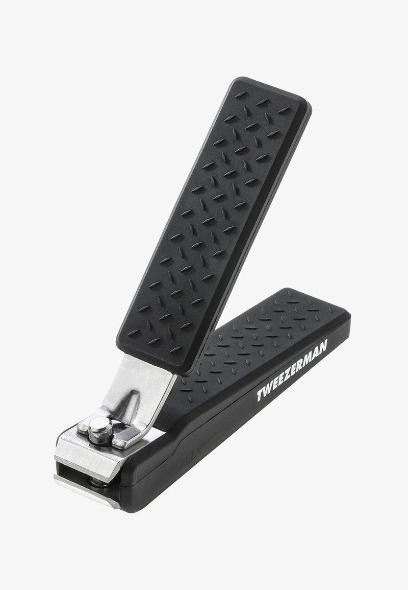 Tweezerman - GEAR PRECISION GRIP TOENAIL CLIPPER - Nail tool - -