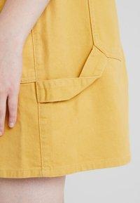 Twintip Plus - Jeansnederdel/ cowboy nederdele - mustard - 5
