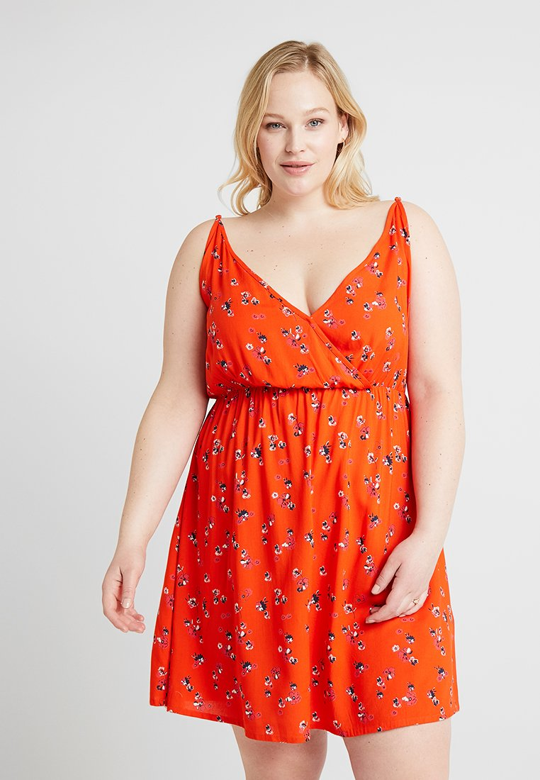 Twintip Plus - Day dress - red