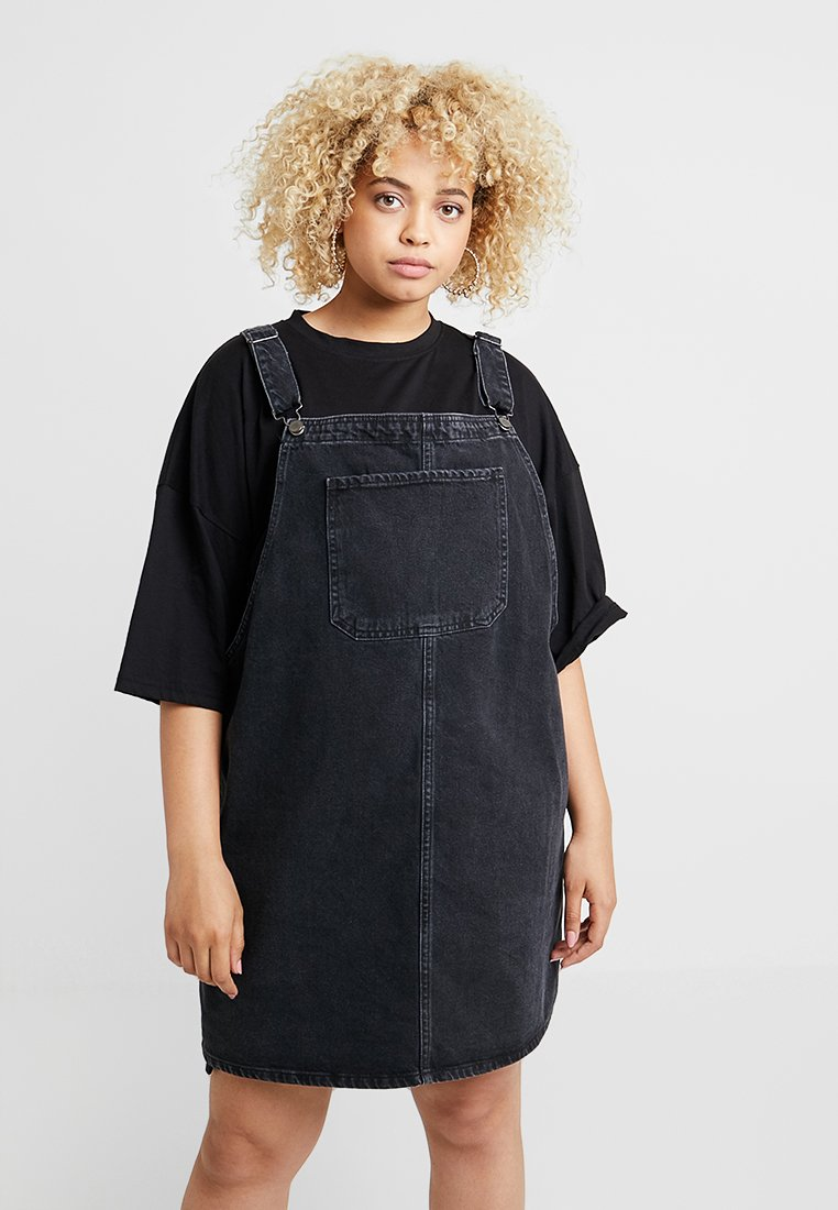Twintip Plus - Dongerikjole - black denim