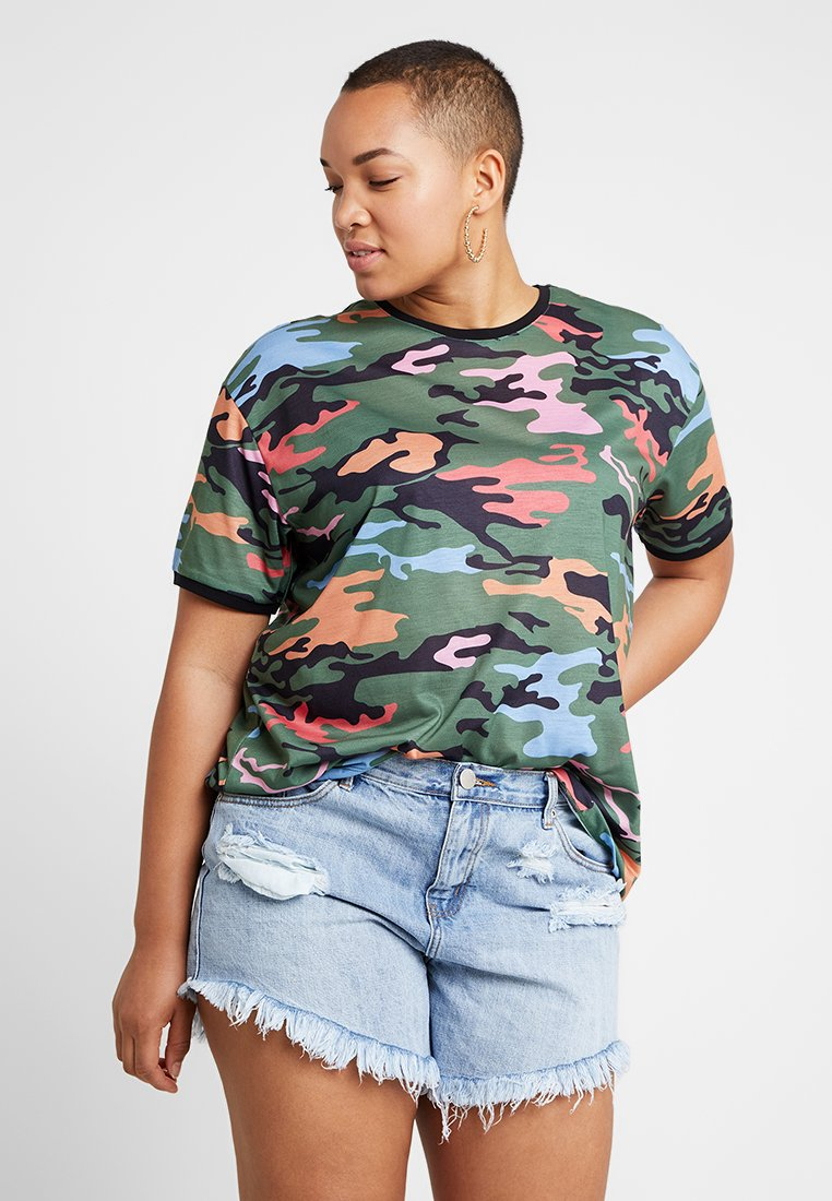Twintip Plus - T-shirts print -  multicoloured