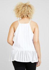 Twintip Plus - Top - white - 2