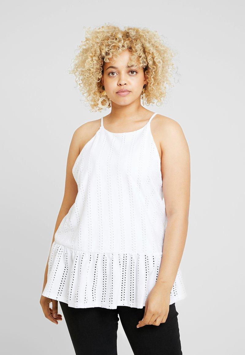 Twintip Plus - Top - white