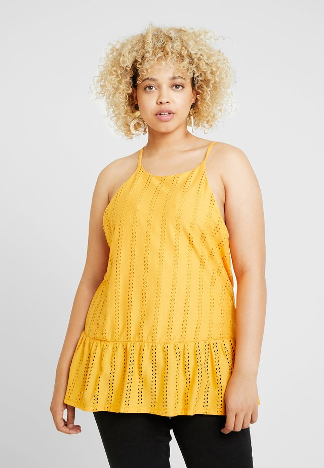 Toppi - yellow