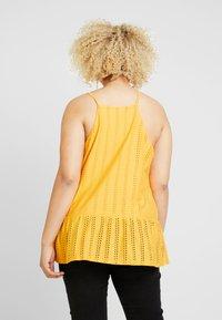 Twintip Plus - Toppe - yellow - 2