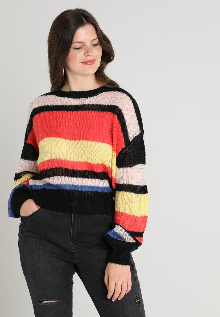 Twintip Plus - Jersey de punto - red/multi-coloured