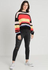 Twintip Plus - Jersey de punto - red/multi-coloured - 1