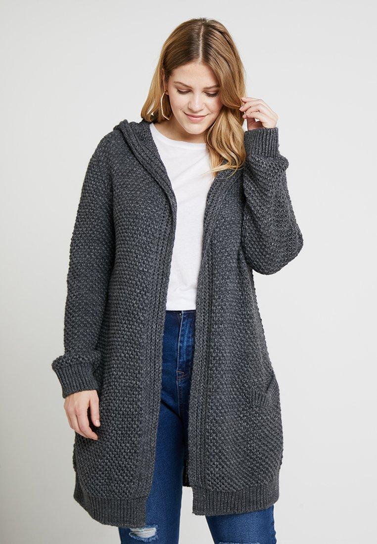 Twintip Plus - Cardigan - dark grey