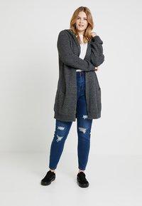 Twintip Plus - Cardigan - dark grey - 1