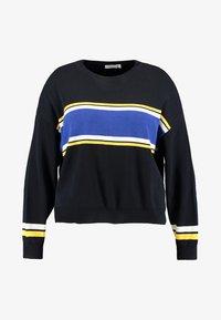 Twintip Plus - Jersey de punto - yellow/dark blue - 3