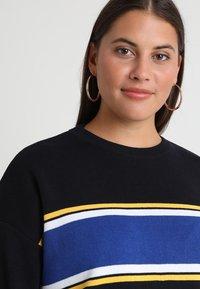 Twintip Plus - Jersey de punto - yellow/dark blue - 4